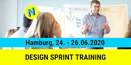 NEON Sprints - Design Sprint Training (2,5 Tage) - Hamburg 24.-26.06.20 tickets
