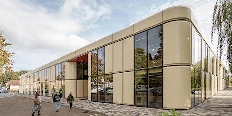 Bath Architects Group - Bath Spa University/ Herman Miller Factory Tour  tickets