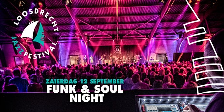 Loosdrecht JazzFestival 2020 - Funk & Soul Night tickets