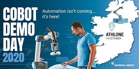 Cobot Demo Day 2020 | Athlone tickets