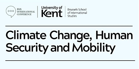Climate Change, Human Security and Mobility tickets