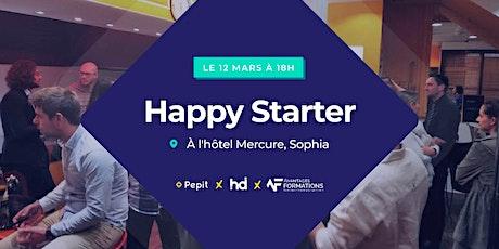 Happy Starter : Ou comment bien démarrer son projet Numérique ? billets