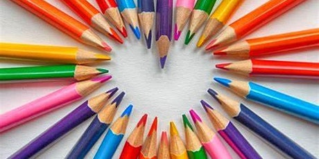 Mindful Colouring for Adults and Children tickets