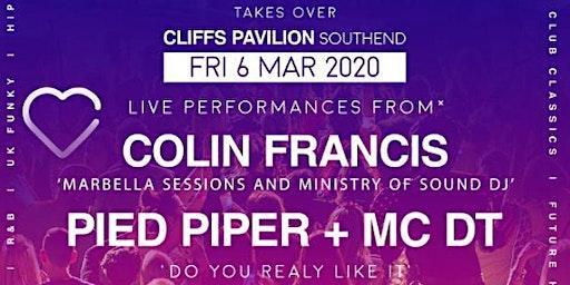 Show Me Love - Cliffs Pavillion - Southend