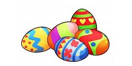 Easter Eggstravaganza! | Children's Crafts tickets