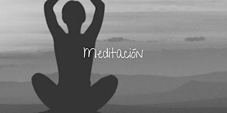 Programa de Meditación (primera clase gratis) entradas