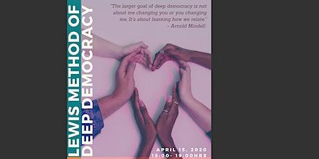 Deep Democracy Introduction Workshop tickets