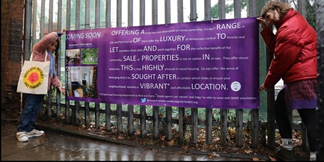 Community-led Social Housing for Murphy's Yard tickets