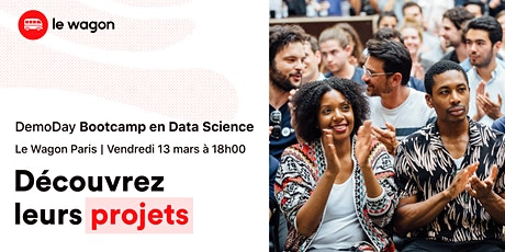 [Bootcamp Data Science ] Le Wagon Demo Day billets