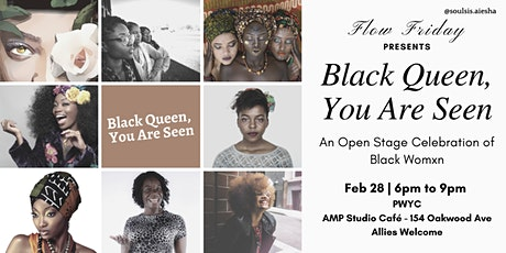Black Queen, You Are Seen tickets