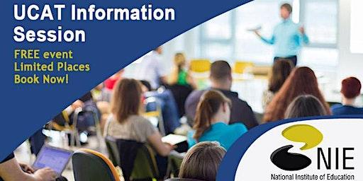 UCAT & Undergraduate Pathways into Medicine, FREE Information Session - Burwood East (Melbourne) VIC