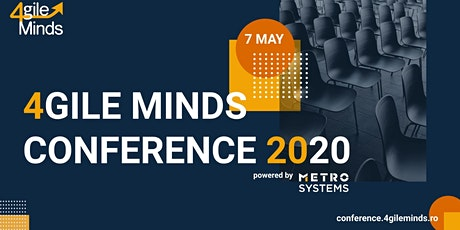 4gileMinds Conference 2020 tickets