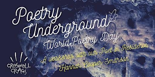 Poetry Underground: World Poetry Day Workshop