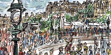 Advanced sketching - people and crowds tickets