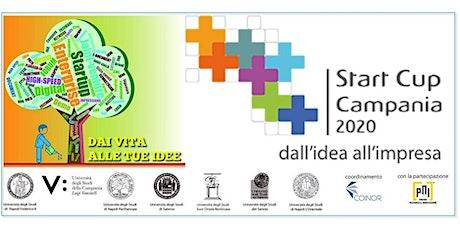 StartCup Campania 2020 - Evento di Apertura Federico II biglietti