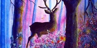 Paint Night in Bondi: The Stag