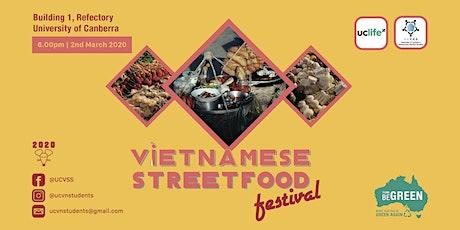 Vietnamese Street Food Festival tickets