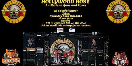 Holywood Rose billets