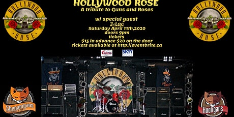 Holywood Rose tickets