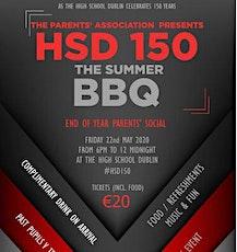 HSD 150 - THE SUMMER BBQ tickets