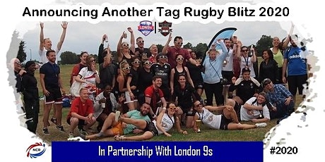NCR Sports Tag Rugby 7s (Blitz) 2020 tickets