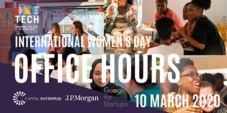 OneTech International Women's Day - Office Hours tickets