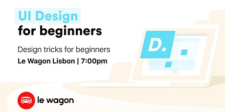 UI & Design Crash Course bilhetes