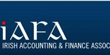 2020 IAFA Doctoral Colloquium tickets