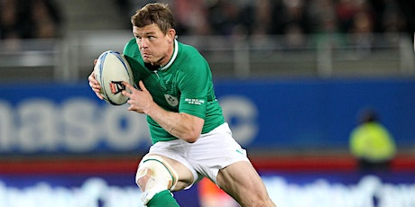 An Evening with the legendary Brian O'Driscoll! tickets