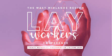 Regional Lay Workers' Conference tickets