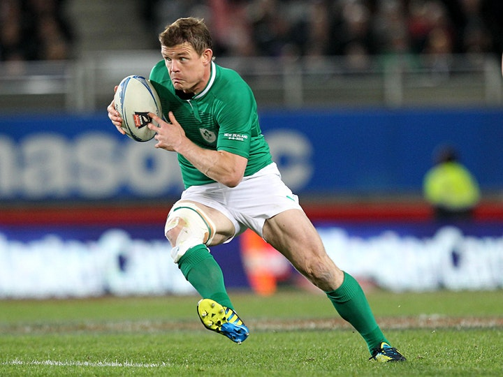 An Evening with the legendary Brian O'Driscoll! image