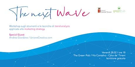 The next wave: la trend analysis applicata alla marketing strategy tickets
