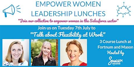 Empower Women - Talk about Flexibility at Work tickets