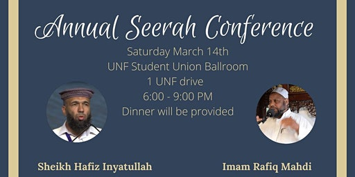 Seerah Conference
