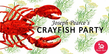 Crayfish Party 25th August 2020 7pm tickets