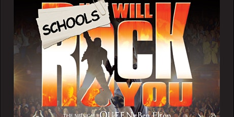 We Will Rock You - The Musical! tickets