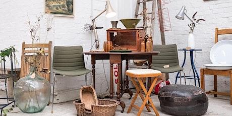 Vintage Furniture & Lighting Market tickets