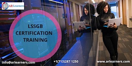 LSSGB Certification Training in Logan, UT,USA tickets