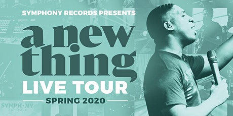 Seth & A New Thing Live Tour! - Victory Outreach Manchester tickets
