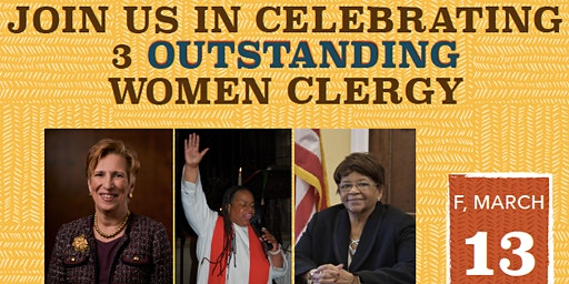 A Celebration of Women Clergy