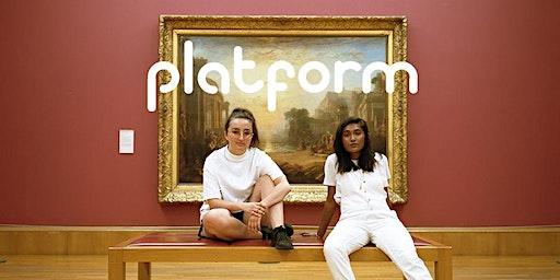 Platform: The White Pube