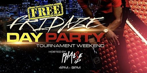 CIAA FREE Fridaze Day Party with DJ Phalse ID Black Bottle Boys