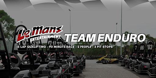 Le Mans Team Endurance Race March