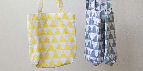 Sew a Tote Bag- TACAS School Holiday Workshop tickets