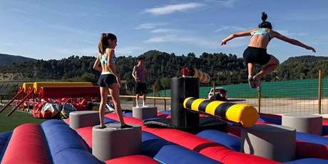 Total Wipeout Day Party: Bristol tickets