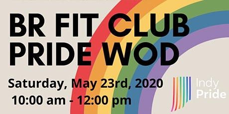 BR Fit Club Pride WOD tickets