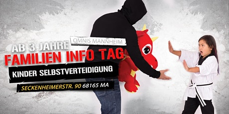 FAMILIEN INFO TAG Tickets