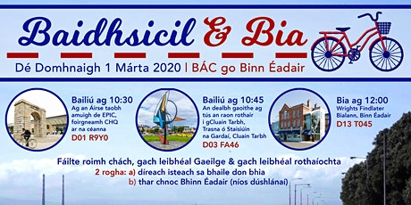 Baidhsicil & Bia tickets