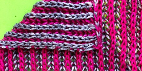 Introduction To Brioche Knitting tickets