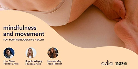 Mindfulness & Movement for your Reproductive Health tickets